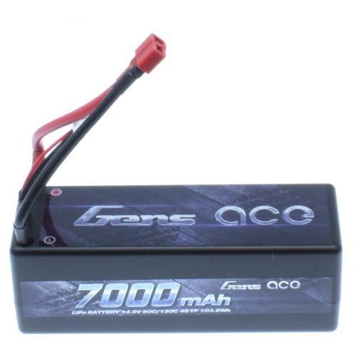Gens Ace Battery Gens Ace GA-4S-7000-60C  7000Mah 4S1p 60C Battery