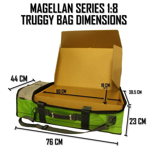 H.A.R.D. Bag H.A.R.D. H8941 Magellan Series 1/8 Truggy Bag