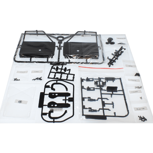Killerbody Body Accessory Killerbody 48610 Movable Door & Window Lifter Upgrade Sets