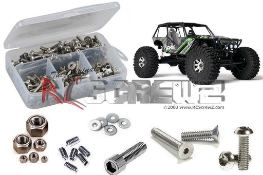 RCScrewz Hardware RCScrewz AXI004 Axial Racing Wraith RTR Stainless Steel Screw Kit