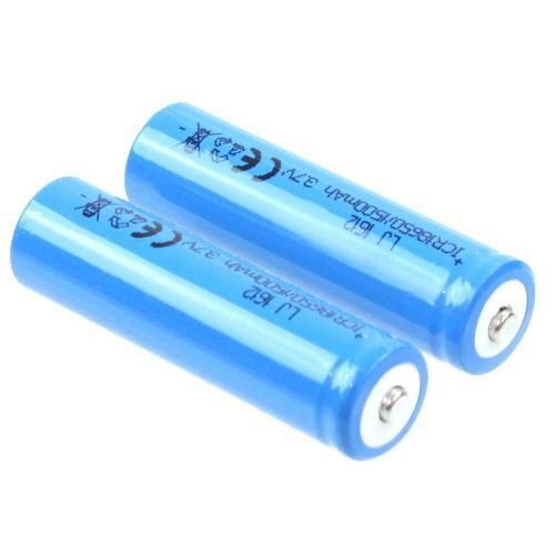 Redcat Racing Battery Redcat Racing 12633 3.7V,1500Mah (Li-Ion Batteries) 2Pcs