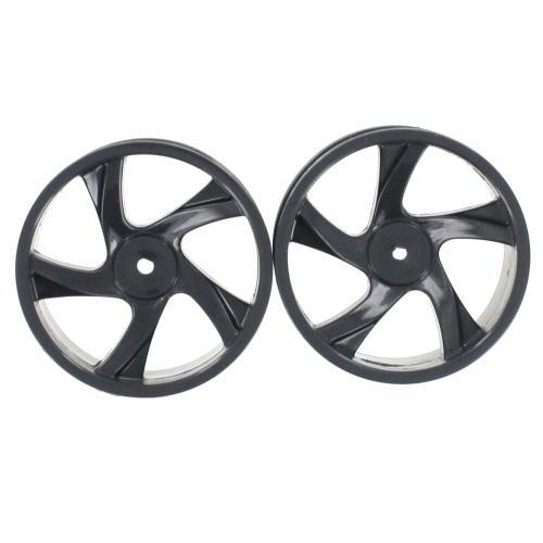 Redcat Racing Parts Redcat Racing 23626 Black Rims 2P