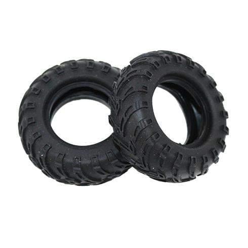 Redcat Racing Tire Redcat Racing 24710 V-Tread Rock Crawler Tires, 2Pcs