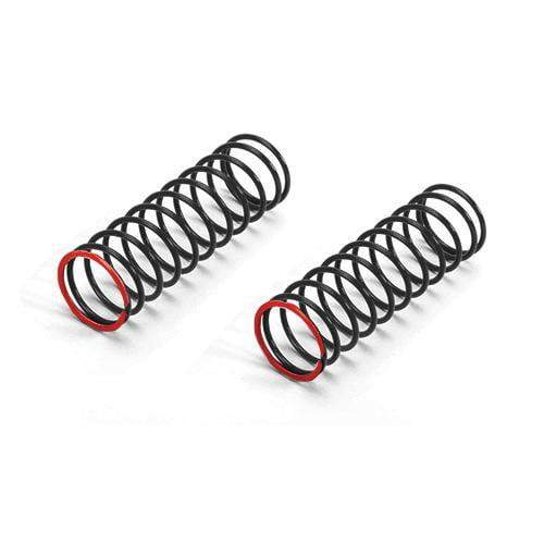 Redcat Racing Parts Redcat Racing 510120H Shock Spring (2) (Hard) (Red Color)