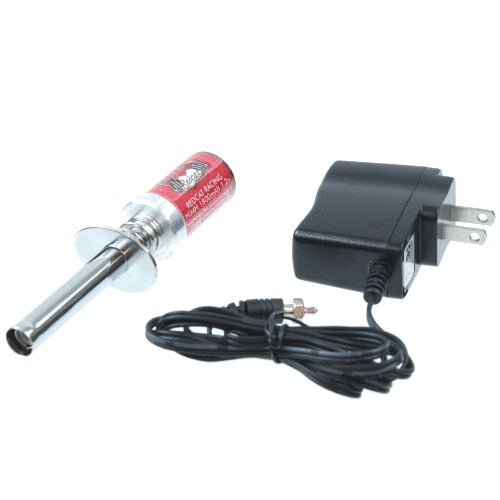 Redcat Racing Glow Plug Igniter REDCAT RACING 80101-PRO Rechargeable Glow Plug Igniter with Charger