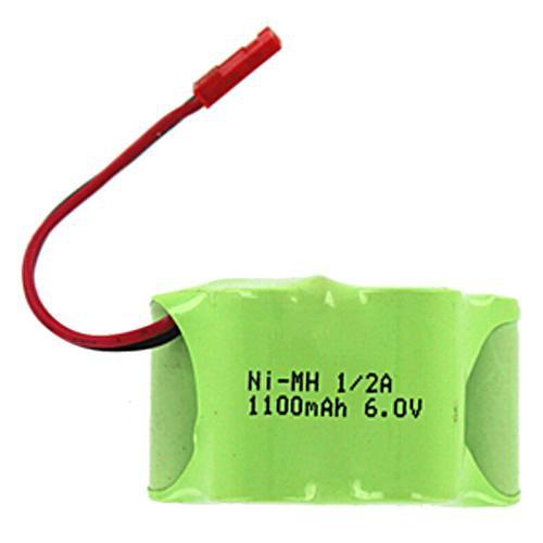 Redcat Racing Battery REDCAT RACING 83014 2/3A 5-cell 1100Mah Ni-Mh 6v Hump pack Receiver Battery