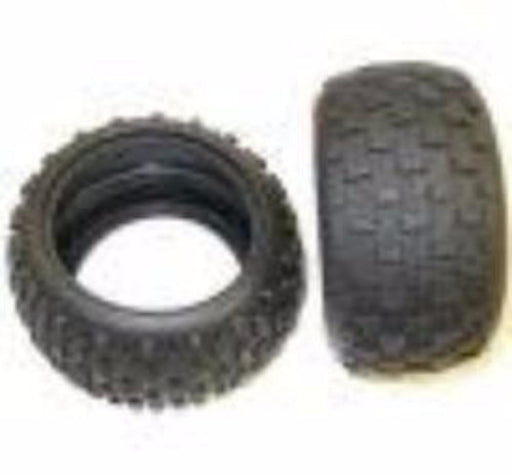 Redcat Racing Tire Redcat Racing 87001T Tires With Foam 2Pcs