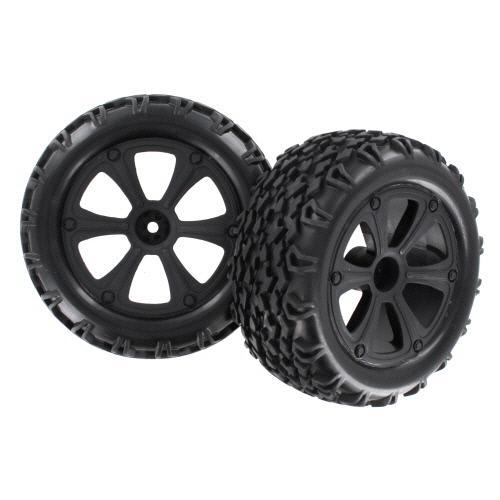Redcat Racing Wheel Complete REDCAT RACING BS214-009 Wheel and Tire