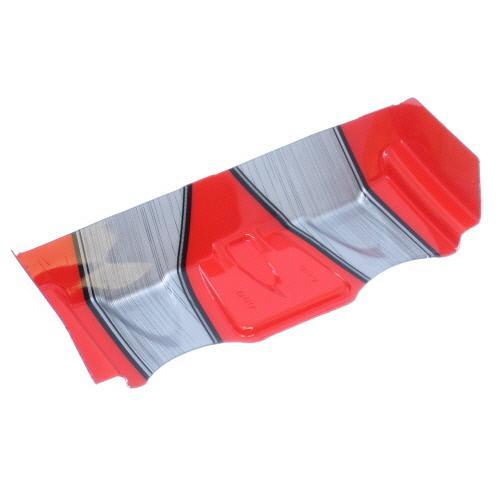 Redcat Racing Wing Redcat Racing BS709-026R Red Tail Wing