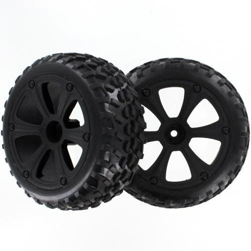 Redcat Racing Wheel Complete Redcat Racing BS711-002 Sc Tire