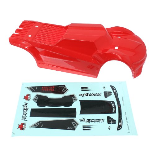 Redcat Racing Body Redcat Racing BS711-006R Red Body