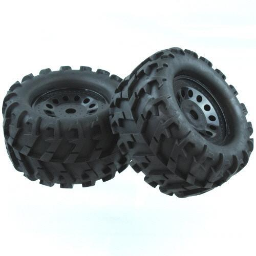 Redcat Racing Wheel Complete Redcat Racing BS820-003 Tires Unit