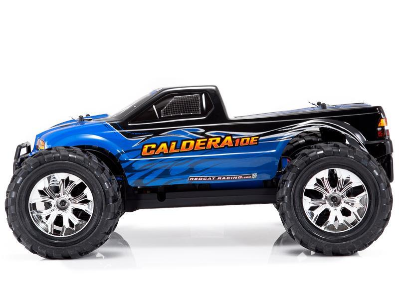 Redcat Racing Vehicle Redcat Racing Caldera 10E 1/10 Scale Brushless RC Truck