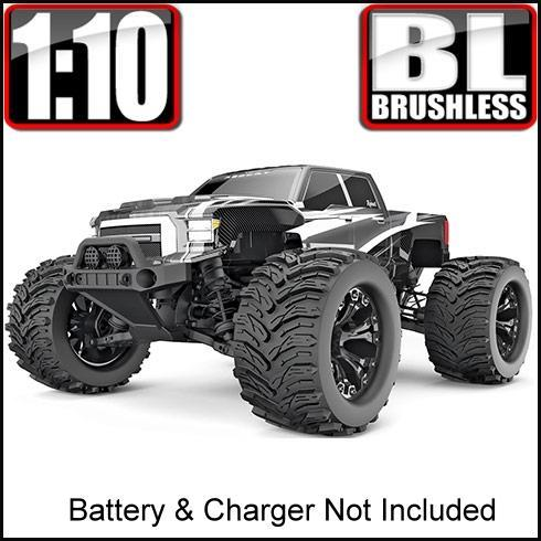 Redcat Racing Vehicle Redcat Racing Dukono Pro 1/10 Scale Brushless Electric Monster Truck