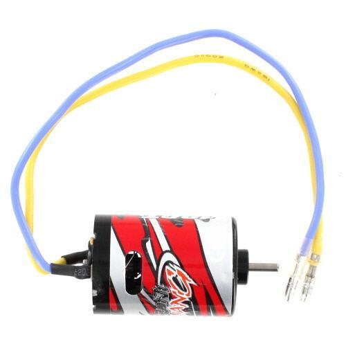 Redcat Racing Electric Motor Redcat Racing E012T Motor Rc540(Casing In Black)