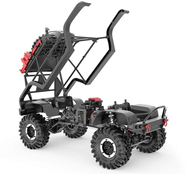 Redcat Racing Vehicle Redcat Racing Everest Gen7 PRO 1/10 Scale Crawler - Black