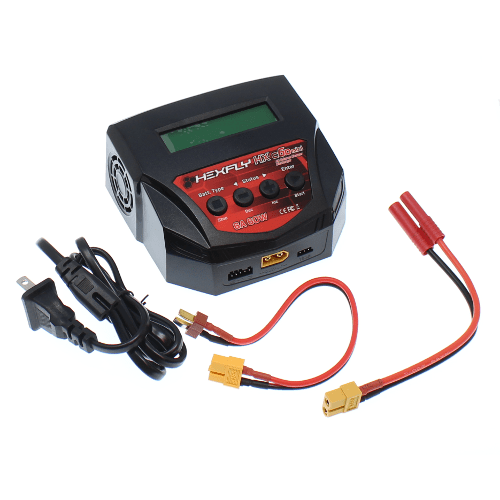 Redcat Racing Battery Charger Redcat Racing HX-C6D-Mini Hexfly Mini Charger