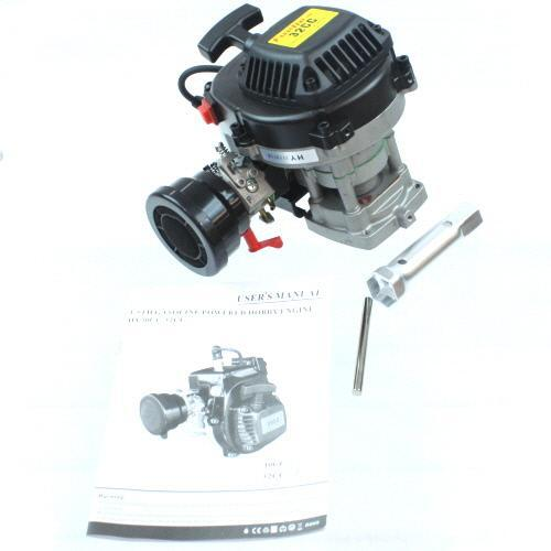Redcat Racing Gas Engine Redcat Racing HY32CC-ENGINE-4BOLT Hy 32cc Engine (4 Bolt)