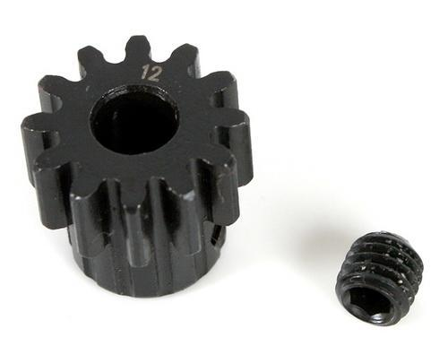 Redcat Racing Parts Redcat Racing K6602-12 M1.0 Pinion Gear For 5Mm Shaft 12T