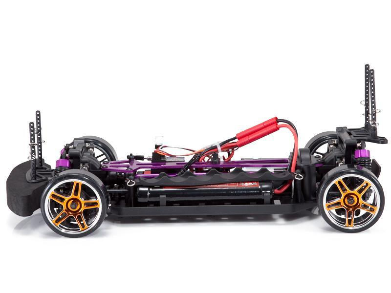Redcat Racing Vehicle Redcat Racing Lightning EPX Drift 1/10 Scale On-Road Car - Met. Red