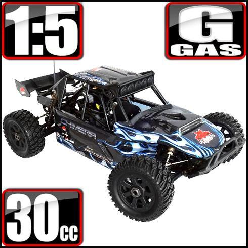 Redcat Racing Vehicle Redcat Racing Rampage Chimera 1/5 Scale Gas Sand Rail