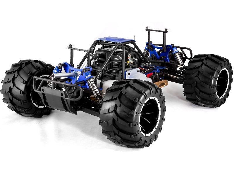 Redcat Racing Vehicle Redcat Racing Rampage MT V3 1/5 Scale Gas Monster Truck - Blue