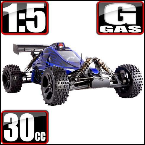 Redcat Racing Vehicle Redcat Racing Rampage XB 1/5 Scale Gas Buggy