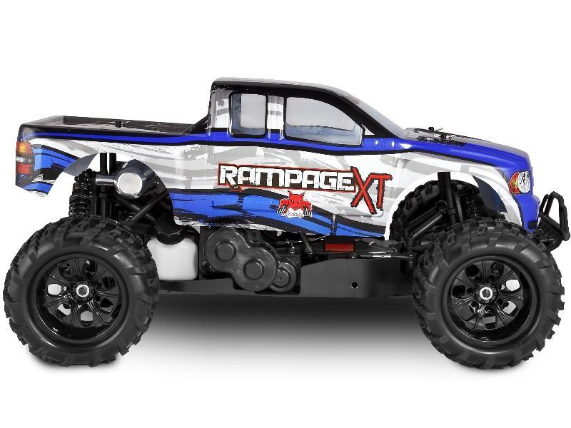 Redcat Racing Vehicle Redcat Racing Rampage XT 1/5 Scale Gas Truck - Blue