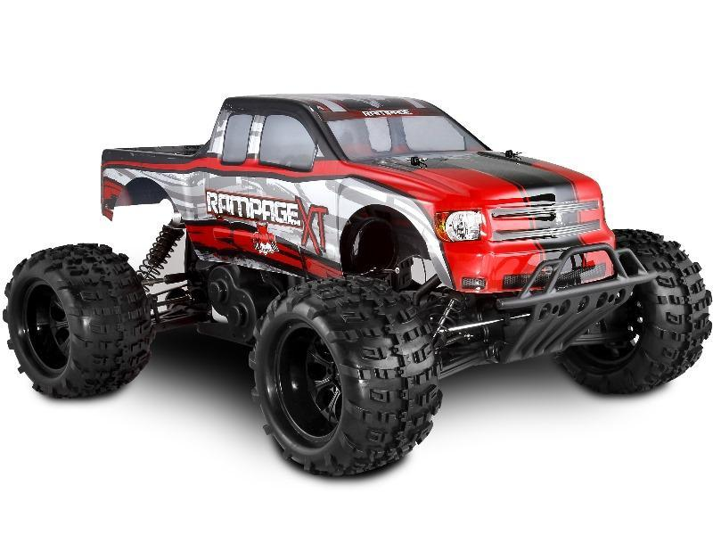 Redcat Racing Vehicle Redcat Racing Rampage XT 1/5 Scale Gas Truck - Red