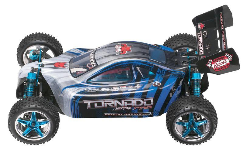 Redcat Racing Vehicle Redcat Racing Tornado EPX Pro 1/10 Scale Brushless Buggy
