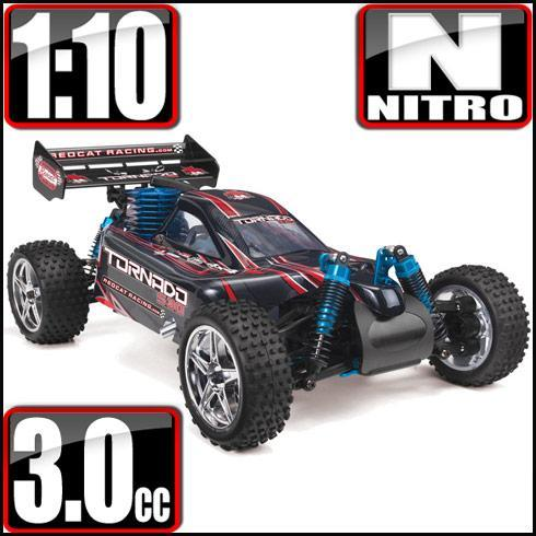 Redcat Racing Vehicle Redcat Racing Tornado S30 1/10 Scale Nitro Buggy