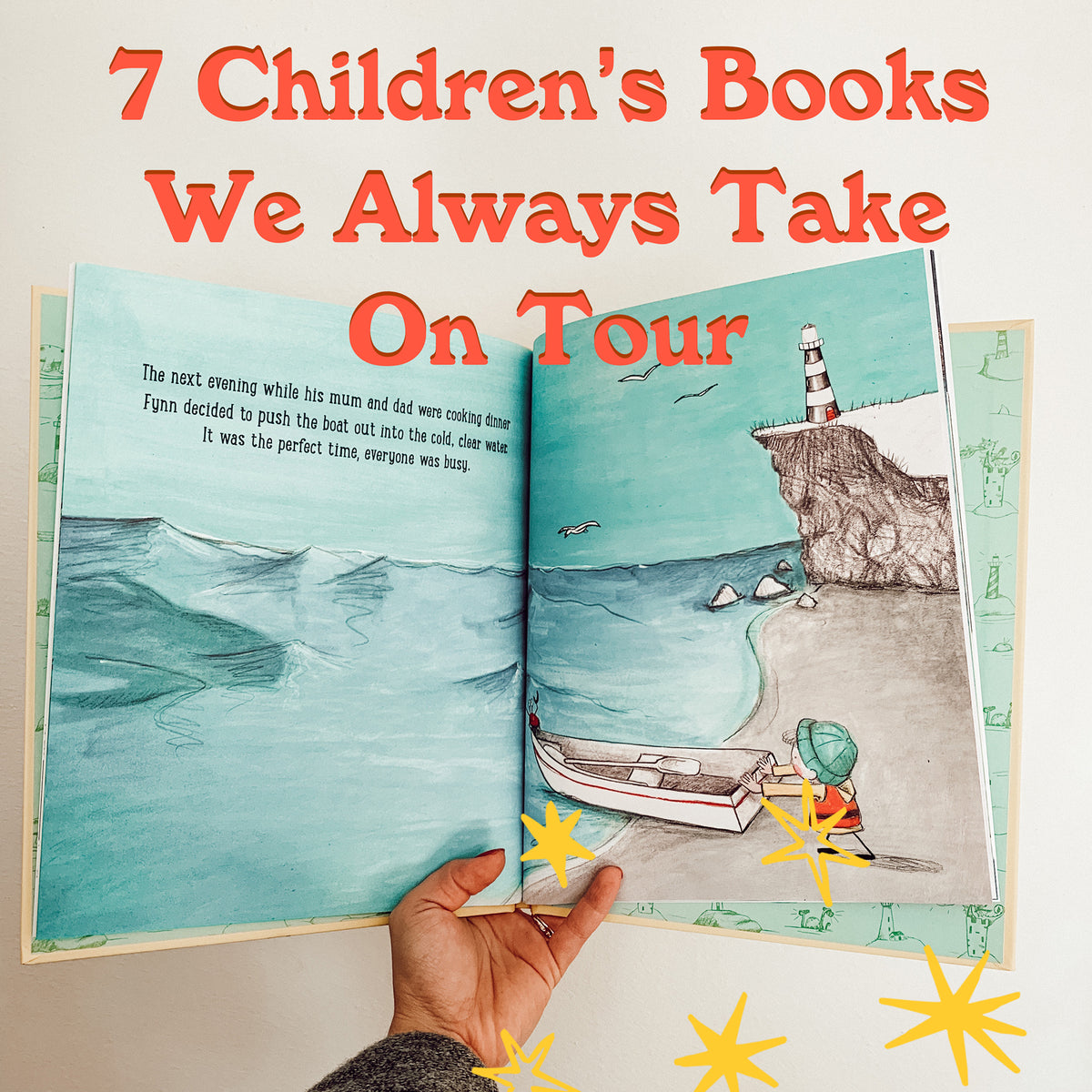 7 Children's Books We Always Take On Tour