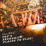 Our Top 3 Favourite Places to Play