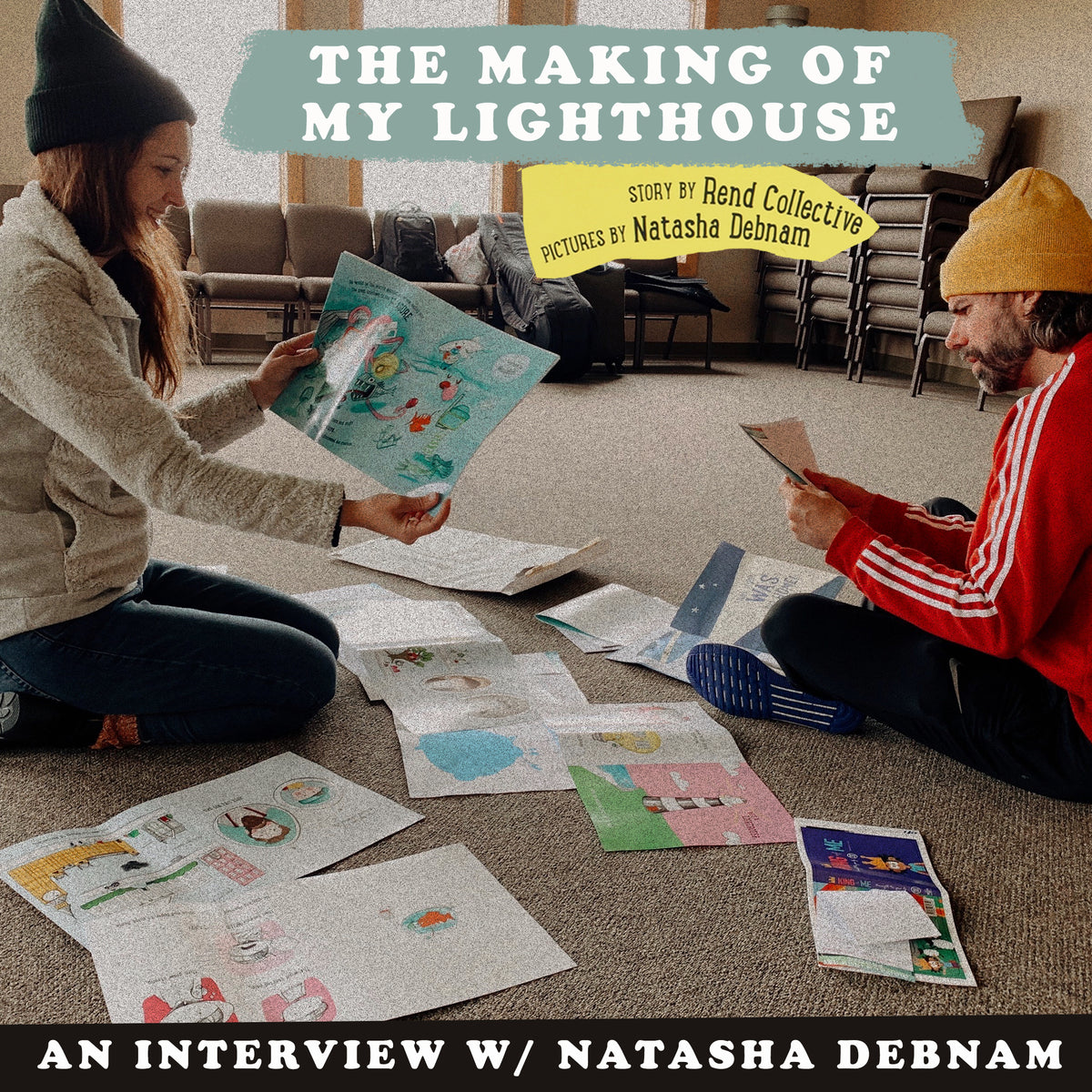 An Interview with Natasha Debnam (Illustrator of My Lighthouse book)