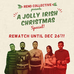 'A Jolly Irish Christmas Special' Live Stream Tickets