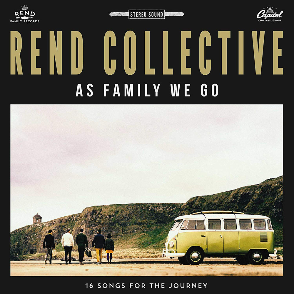 CHORD CHARTS – Rend Collective