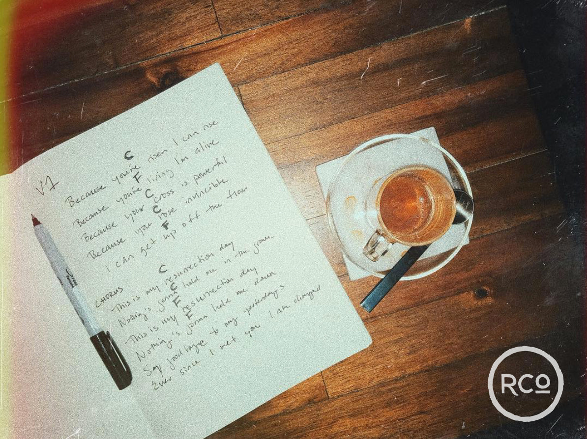 Chord Charts Rend Collective