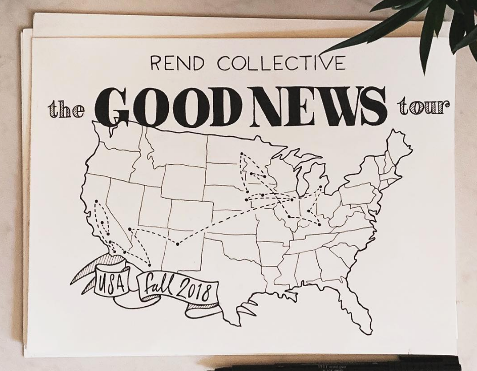 Rend Collective | Good News