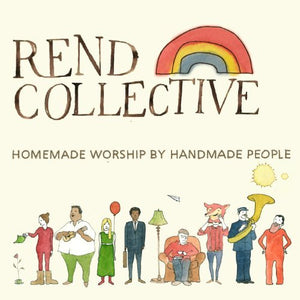 HOMEMADE WORSHIP BY HANDMADE PEOPLE CD