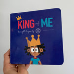 King of Me Board Book