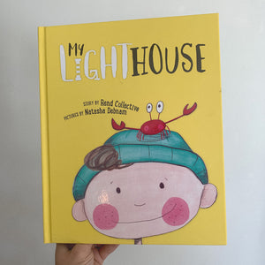 My Lighthouse Hardcover Book