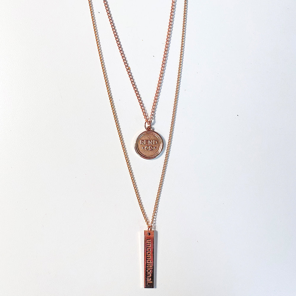 Unconditional Necklace