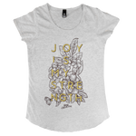 Joy Is My Strength Ladies Scoop Neck Tee