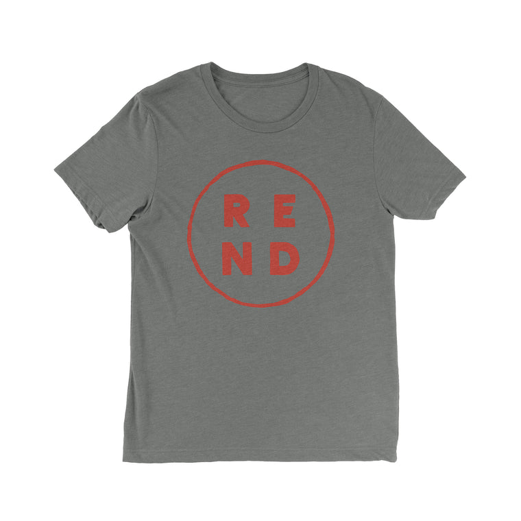 REND MENS TEE GREY