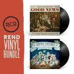 GOOD NEWS & CAMPFIRE CHRISTMAS VINYL BUNDLE