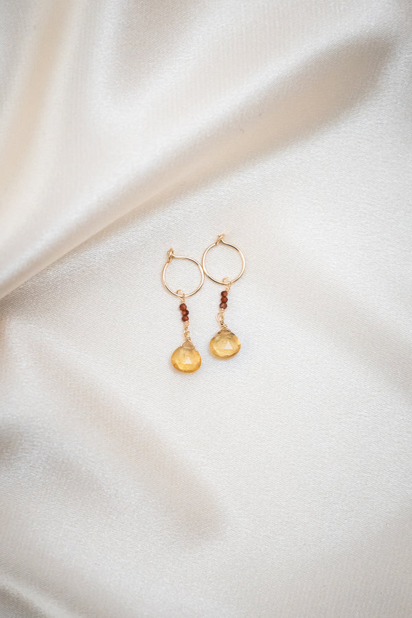 Noa Earrings Gold