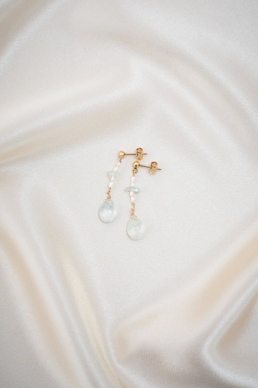 Elsa Earrings Gold