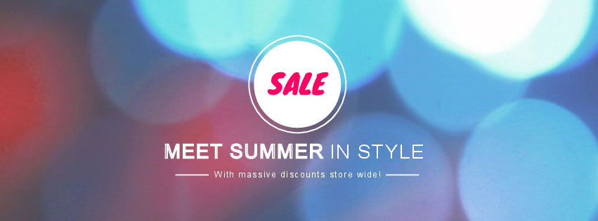 Happy Online Shop Summer.