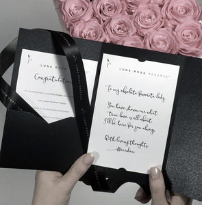 Letter Writing Guide for Sending Flowers - A Lost Art