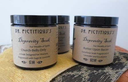 Dr. Fictitious's Depravity Soak